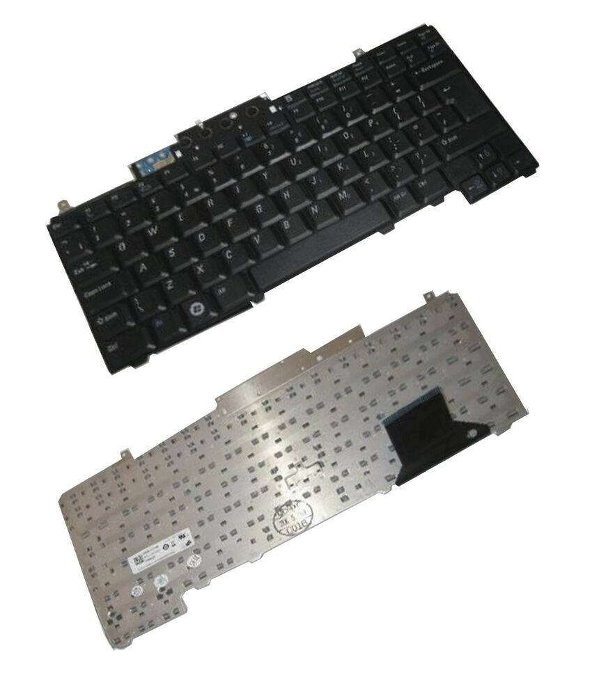 Keyboard Dell Latitude D620 D630 D820 D830 M65 Uk 0cw640 K050425x Laptop Block Diagram 206 Ebay