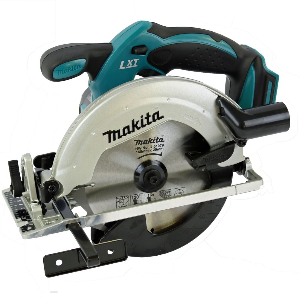 makita dss611 18v akku handkreiss ge solo mit 165mm s geblatt ebay. Black Bedroom Furniture Sets. Home Design Ideas