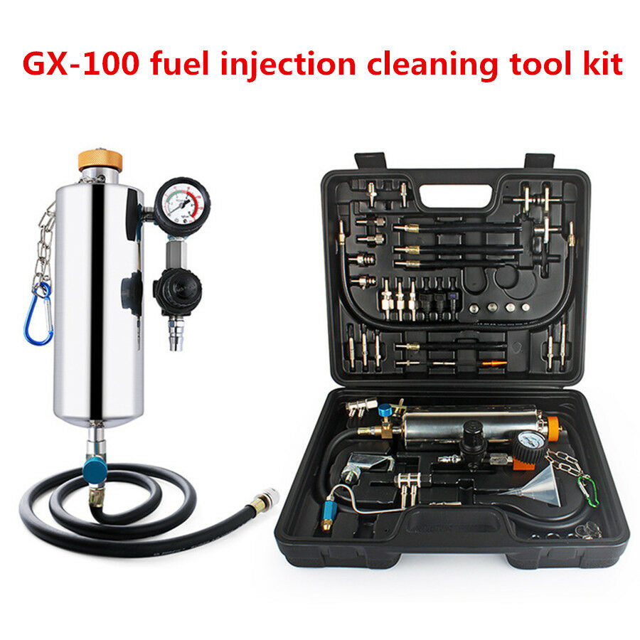 Car Injector Cleaner Non-Dismantle Fuel Injector Tester Washing Tool Kit  Durable 6933993684251 | eBay