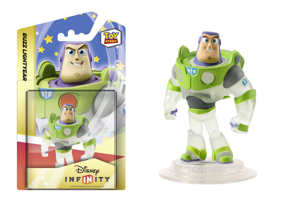NEW SEALED RARE Disney Infinity TRU Exclusive Crystal Toy ...