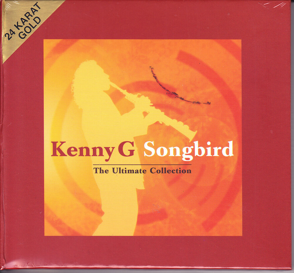 Kenny G Songbird The Ultimate Collection Limited Numbered Japan