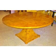 IMPERIAL Very Large Biedermeier Style Center Table