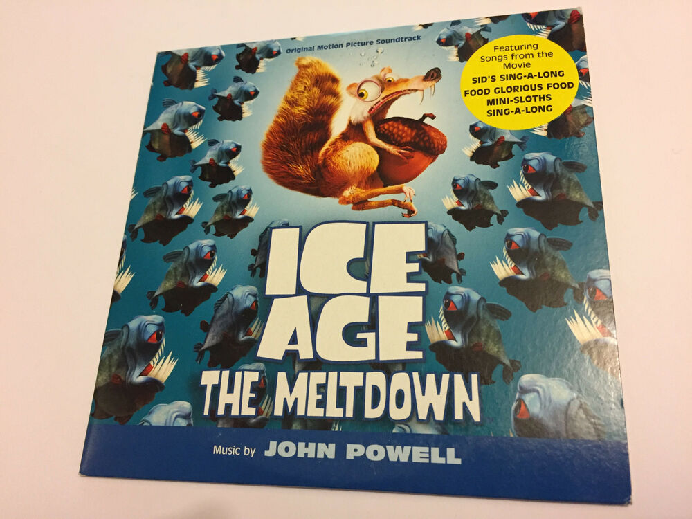 Ice Age The Meltdown John Powell Oop Varese Promo Soundtrack