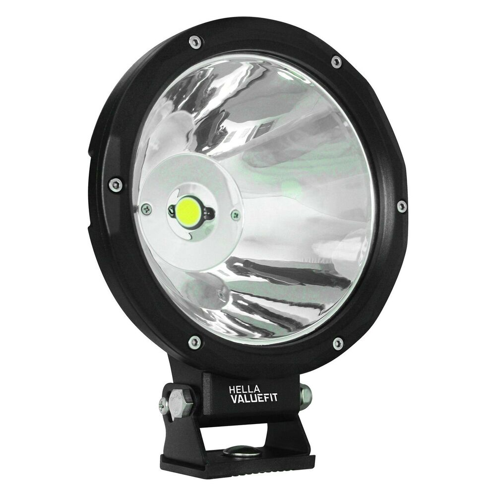 Hella 357200011 Valuefit 7 Quot 30w Round Spot Beam Led Light