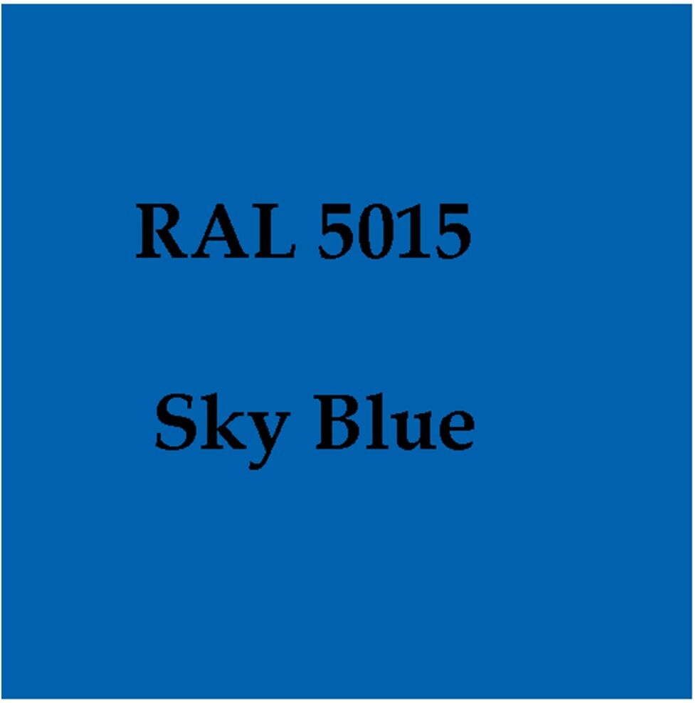 ral 5015 high quality cellulose paint sky blue 2 5l free. Black Bedroom Furniture Sets. Home Design Ideas