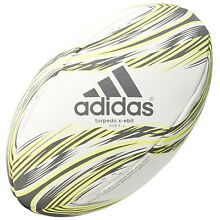 adidas Performance Torpedo X-EBIT Rugby Training Ball - Size 5 - White - B Grade