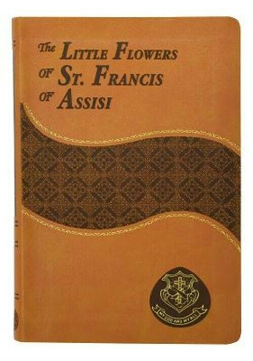 Little Flowers Of St Francis Of Assisi Leather Fine Binding
