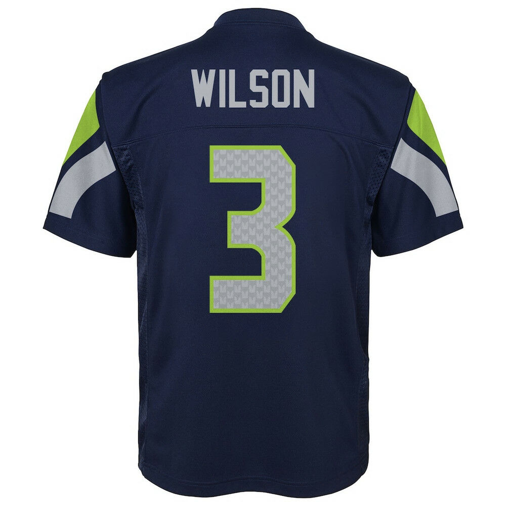 Details about (2018-2019) Seattle Seahawks RUSSELL WILSON nfl ( 60) Jersey  YOUTH KIDS BOYS (xl 423b617ca