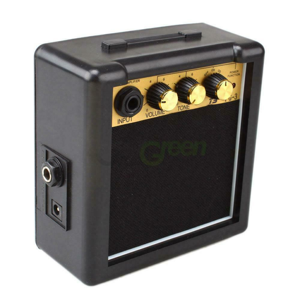 <b>New Electric Guitar</b> Practice Amplifier Powerful Sound Amp GT-3W ...