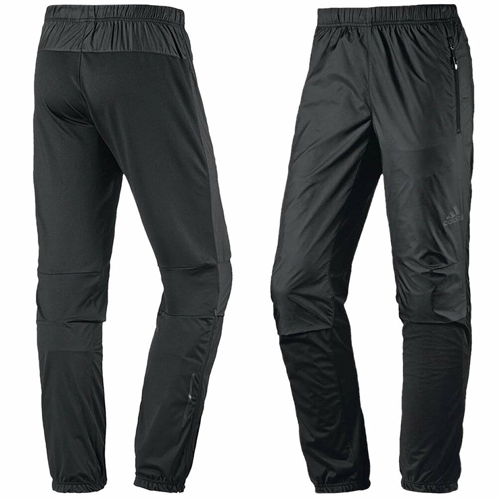 6b3b1ff27bd8 adidas Herren Xperior Fast Woven Outdoor Hose Cross Country Windstopper    eBay