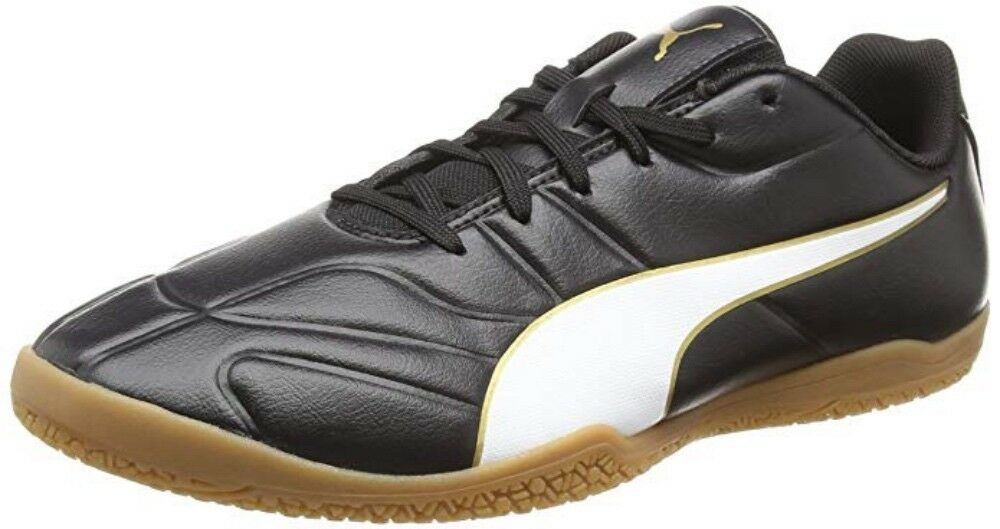 55eb5c8e27c0 Details about Puma Classico C II Sala Indoor Football Boots Shoes Trainers  104801 Puma Black
