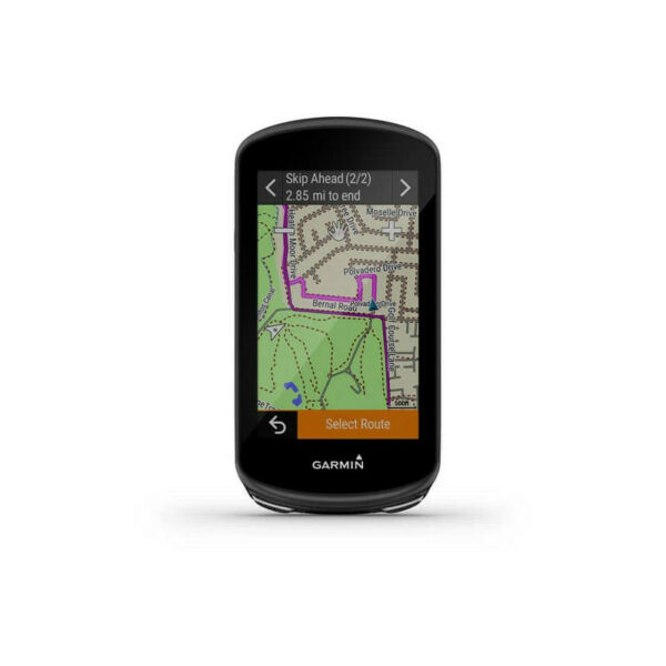 Garmin EDGE 1030 PLUS ciclocomputer GPS cartografico art 010-02424-10