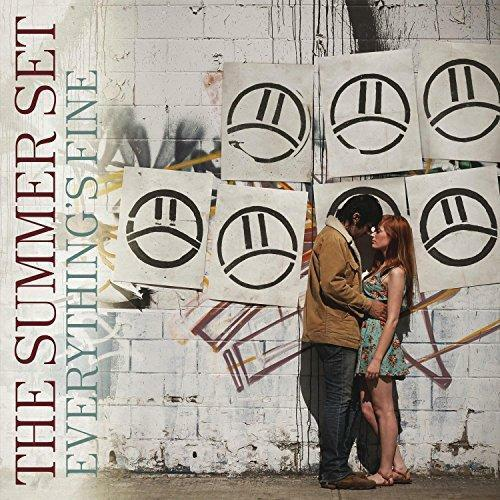 The Summer Set - Everything's Fine (NEW CD)