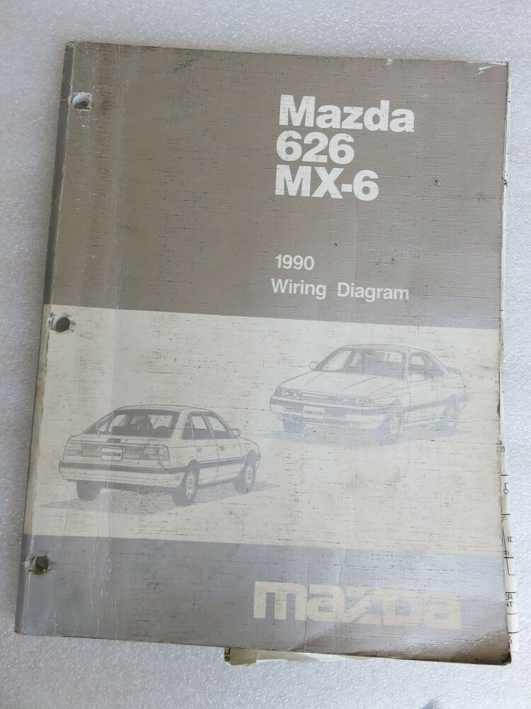 198mazda 626 Shop Service Repair Manual Set Oem 8service Manual And The Electrical Wiring Diagrams Manual Full Hd Version Diagrams Manual Fault Tree Analysis Emballages Sous Vide Fr
