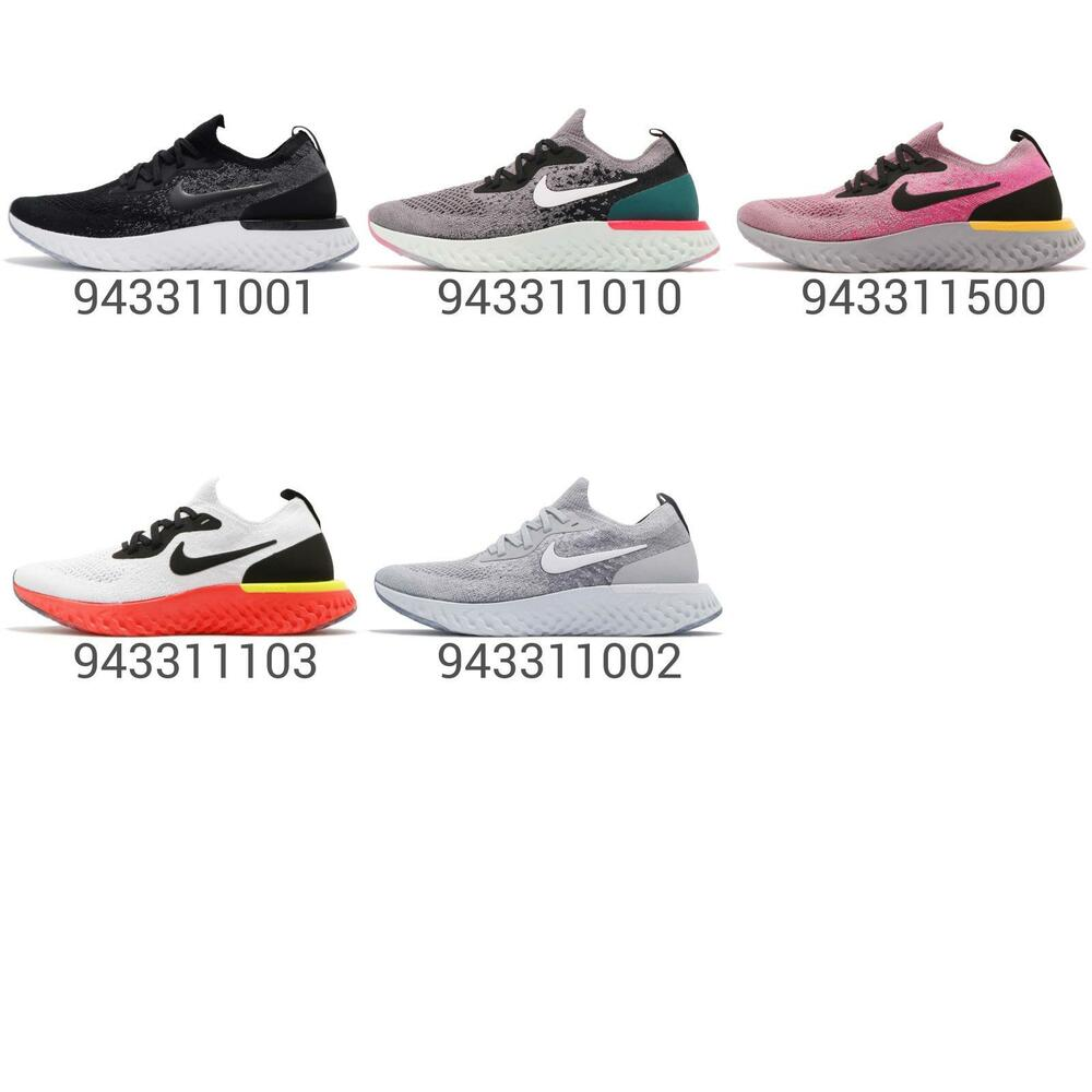 0a3611df1af1 Details about Nike Epic React Flyknit GS Womens Youth Junior Running Shoes  Pick 1