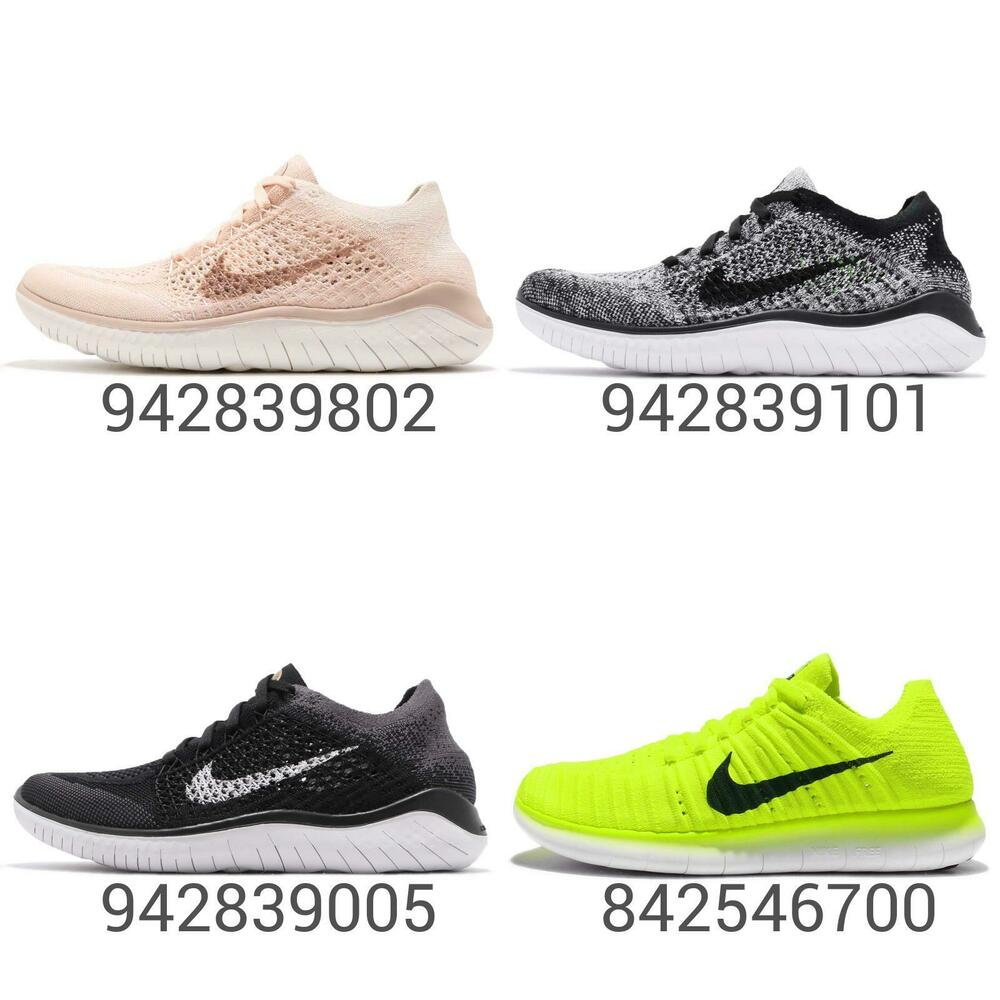6af02f0c8e8 Details about Wmns Nike Free RN Flyknit Run Lightweight Womens Running Shoes  Pick 1