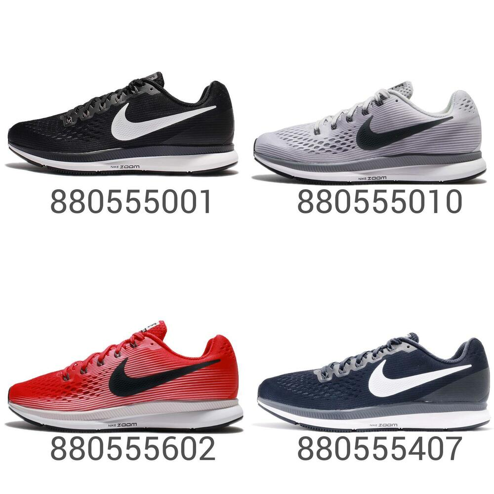 e1f2c8732794 Details about Nike Air Zoom Pegasus 34 Mens Cushion Running Shoes Runner  Sneakers Pick 1