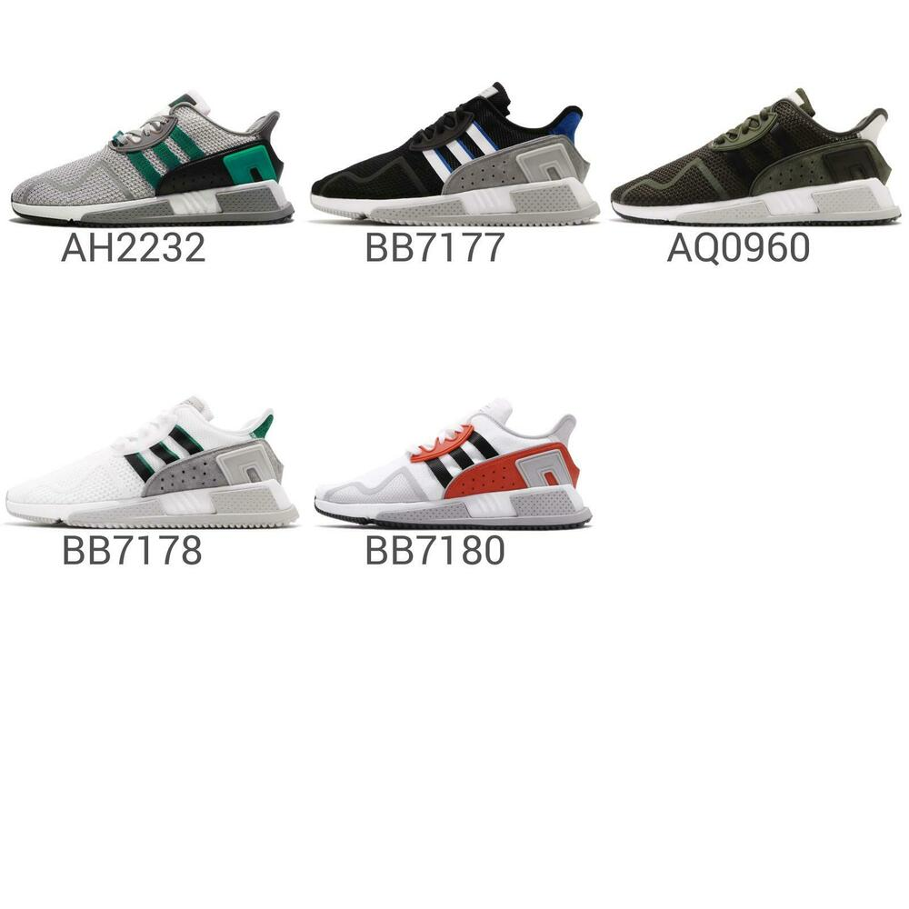 detailed look 648b0 4608c Details about adidas Originals EQT Cushion ADV Mens Running Lifestyle Shoes  Sneakers Pick 1