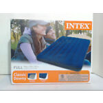 Intex 68758CA Classic Downy Airbed Size Full