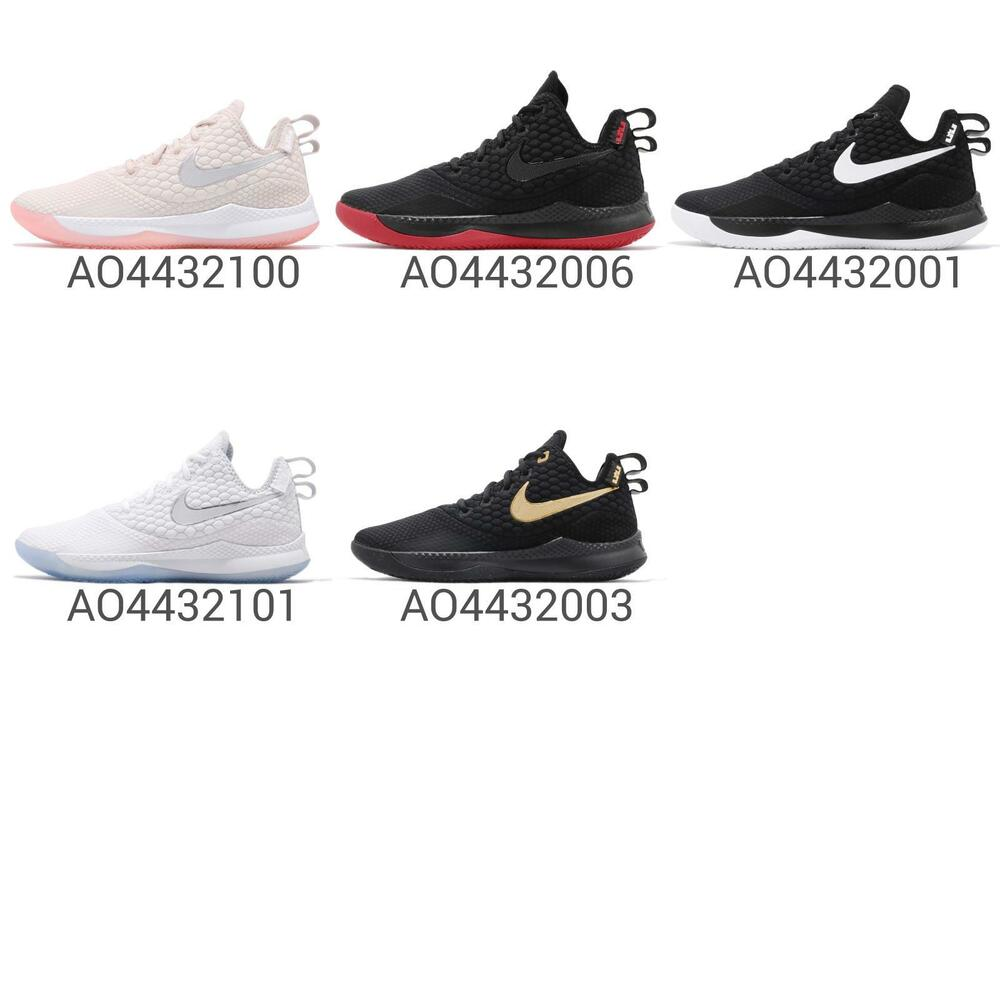 be7adffa Details about Nike LeBron Witness III EP 3 James LBJ Men Basketball Shoes  Sneakers Pick 1