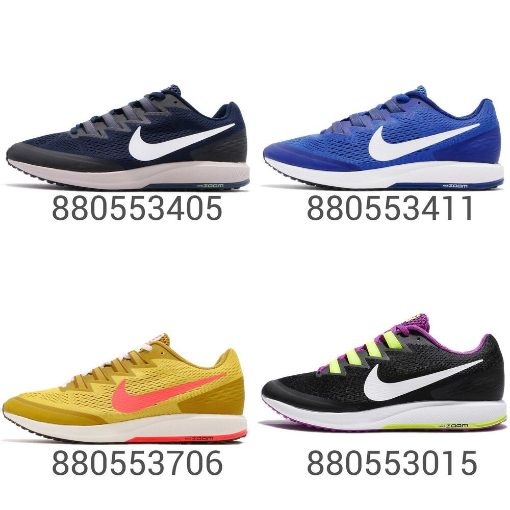 official photos cfc67 fea48 Nike Air Zoom Speed Rival 6 VI Men Women Running Shoes Sneakers Trainers  Pick 1   eBay