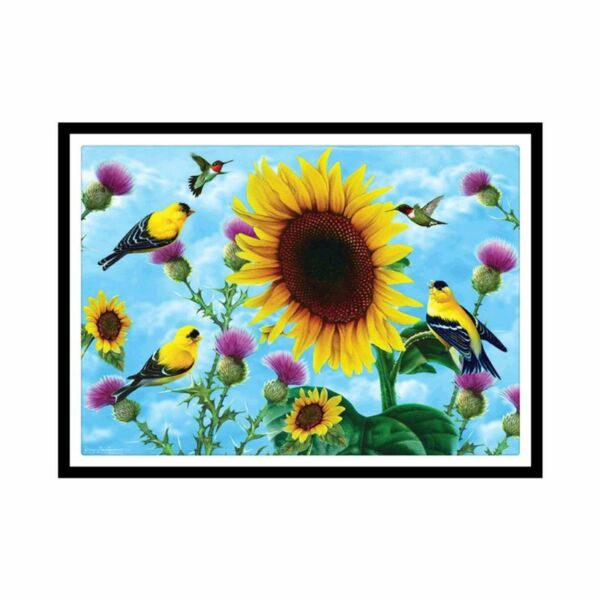 DIY Sunflower Full 5D Diamond Painting Embroidery Cross Stitch Home Decor Craft