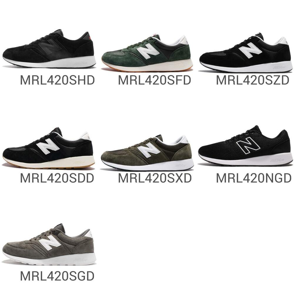 582da59c67f Details about New Balance MRL420 D 420 Men Running Shoes Sneaker Trainers  Pick 1
