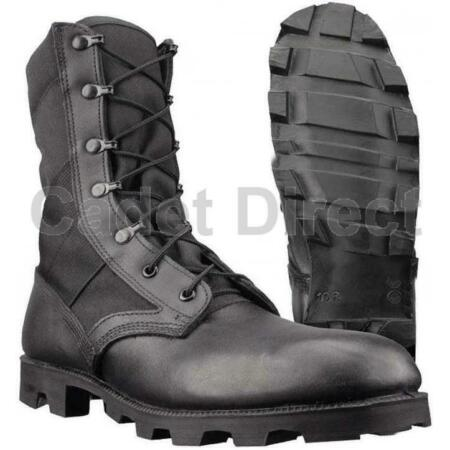 img-British Forces Issue Wellco Jungle Boot Brand New