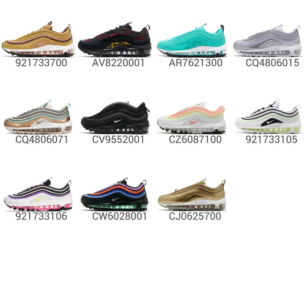 dded353e7b Details about Nike Air Max 97 / Premium / Lux Womens Running Shoes  Lifestyle Sneakers Pick 1