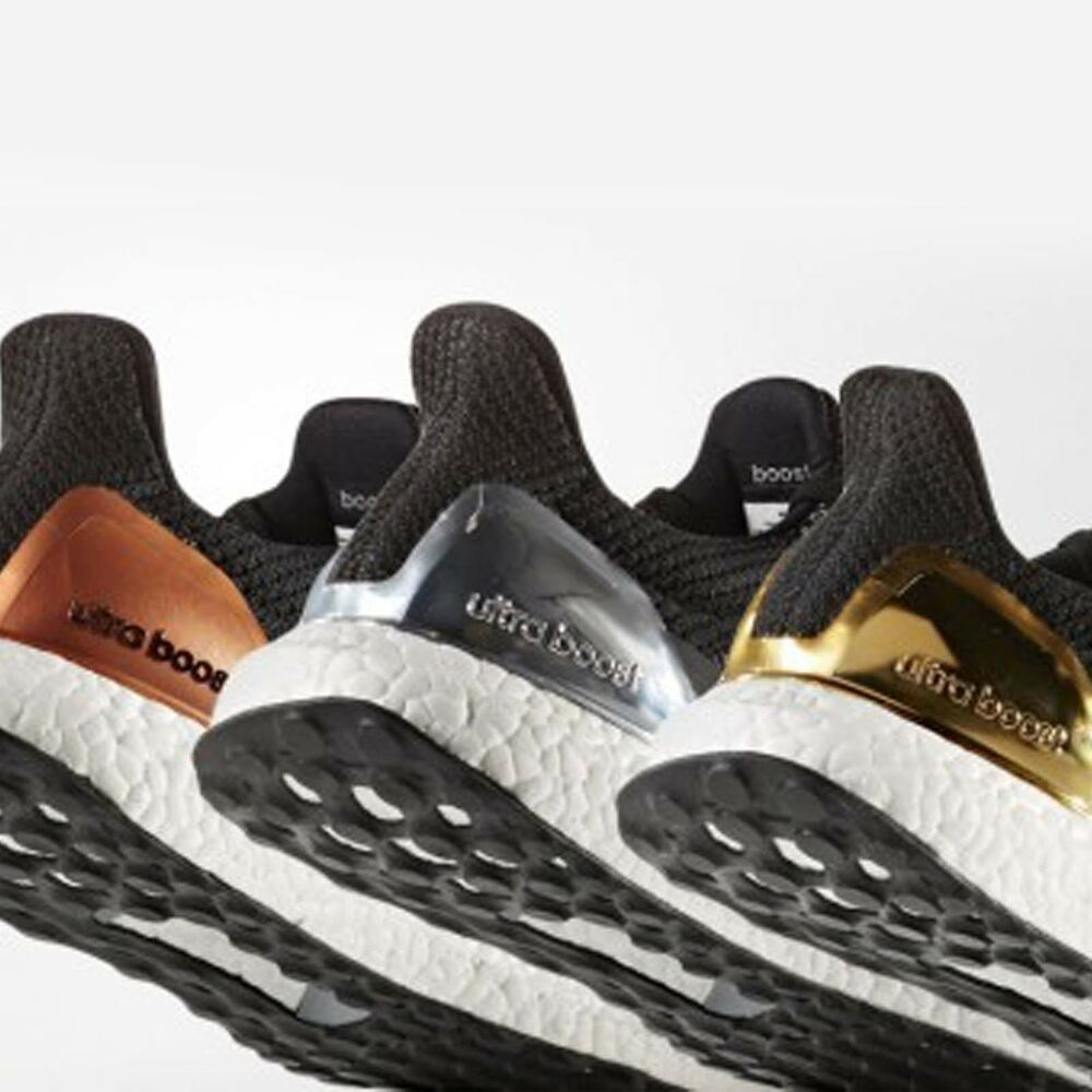 28f27742f Details about adidas Ultra BOOST LTD 2.0 Olympic Gold   Silver   Bronze  Medal Shoes Pick 1