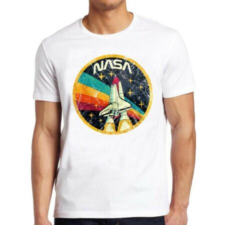 img-Nasa Logo Vintage Retro T Shirt 2523