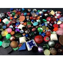 Vintage Plastic Glass Metal Cabs Mix 230
