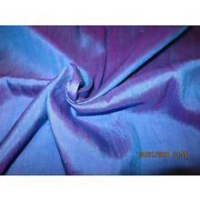 EARLY Vgt. DUPONI IRIDESCENT SILK FABRIC 38