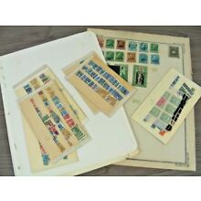 CANADA, Excellent Accumulation of Revenue Stamps in stock cards, pages