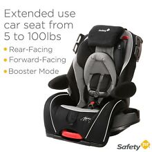 Safety 1st Alpha Omega Elite Convertible 3-in-1 Baby Car Seat - ( Quarts )