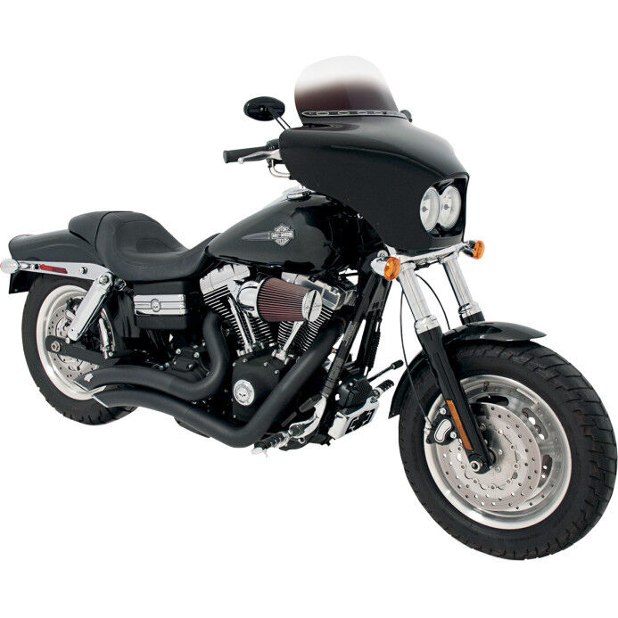Details About Memphis Shades Batwing Fairing Harley Dyna Fxdf Fat Bob 2008 2016