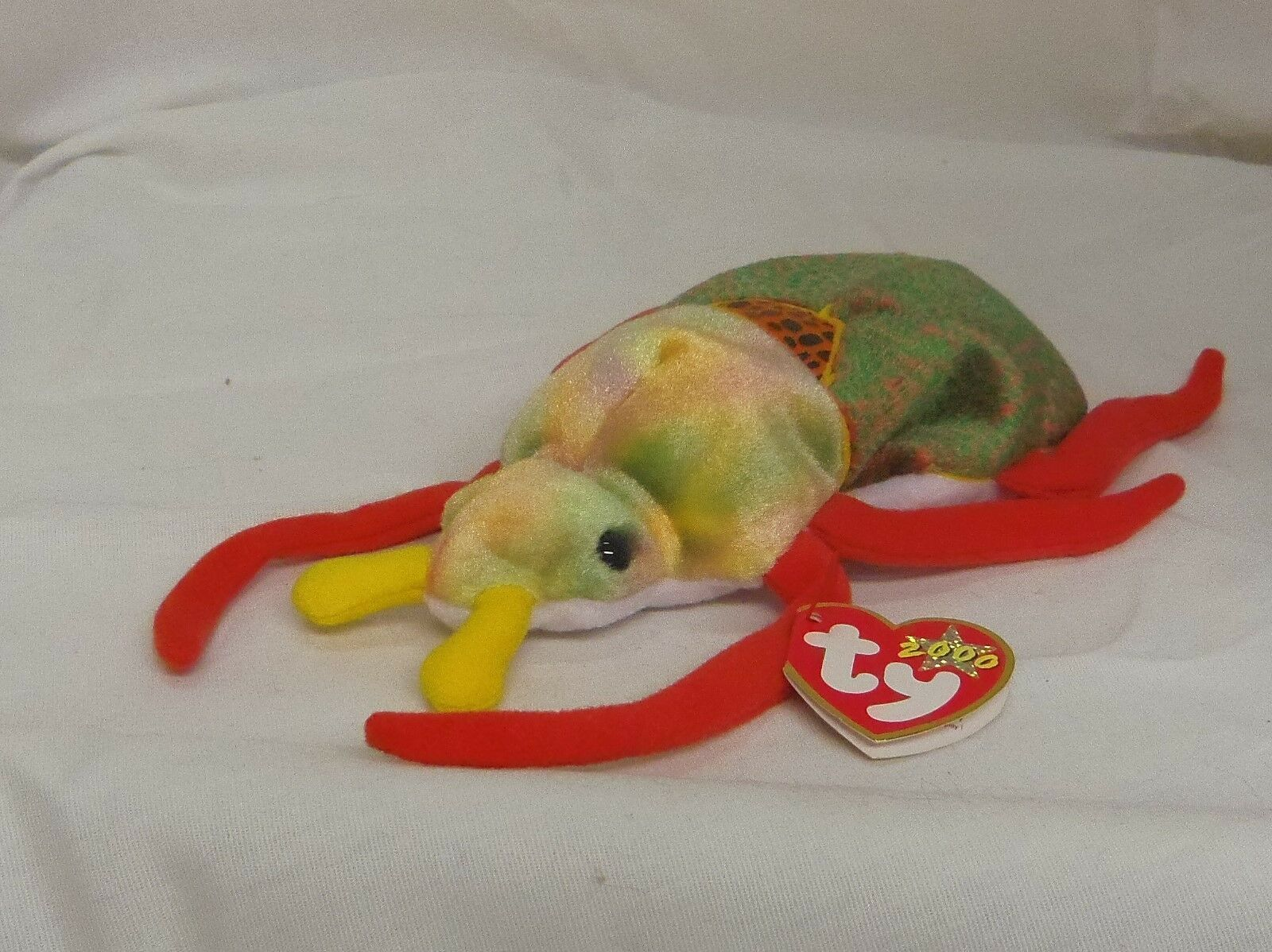 89a0d823a66 UPC 008421042814 product image for Ty Beanie Babies Scurry The Beetle  Birthday 1 18  ...