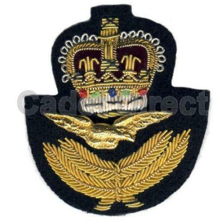 img-RAF Officers Beret Badge