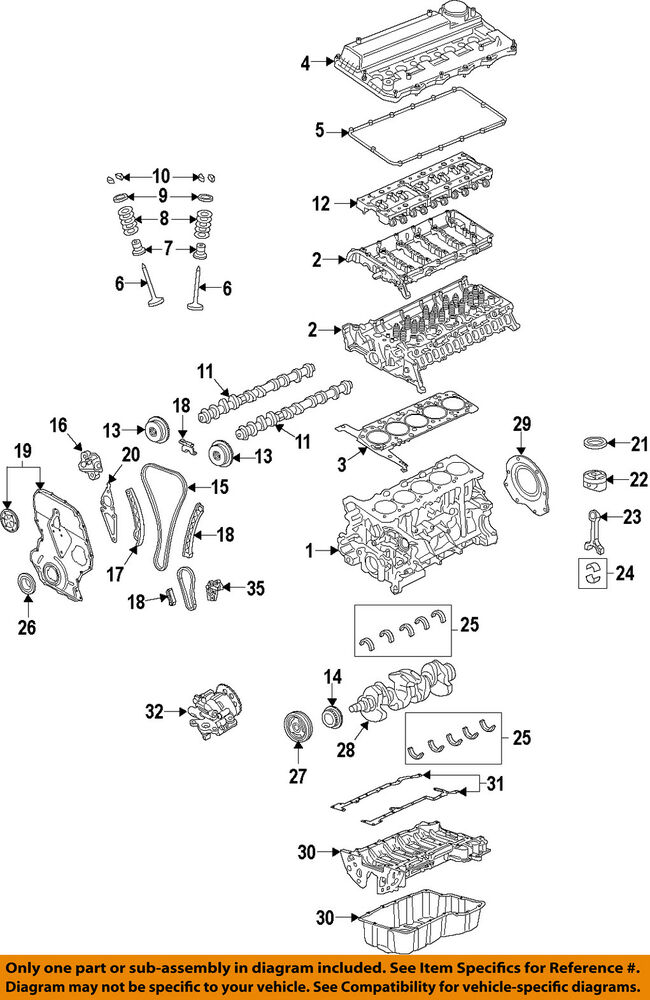 Ford Oem 1518 Transit150engine Piston Ck4z6108b Ebayrhebay: Ford Transit Engine Diagram At Gmaili.net
