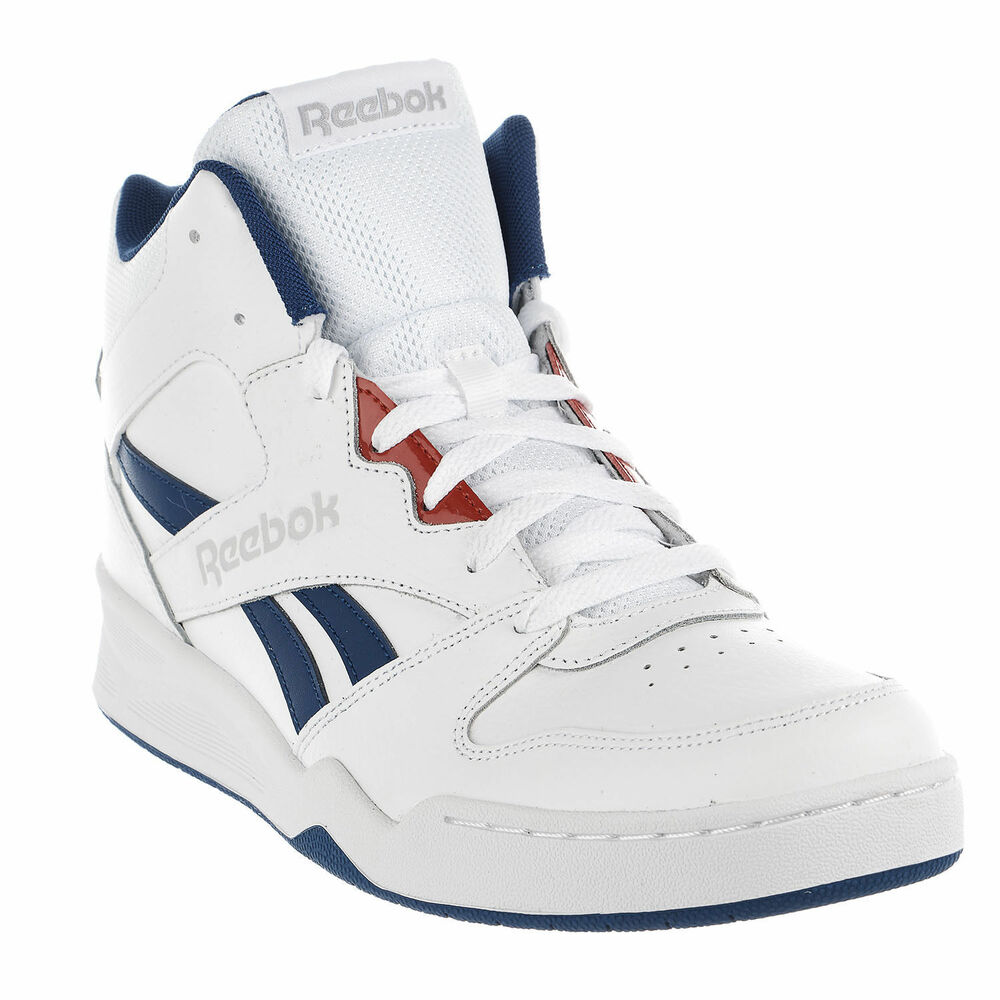 Details about Reebok Men s BB4500 High-Top Basketball Shoe Blue Red White  Memory foam 6909cb362