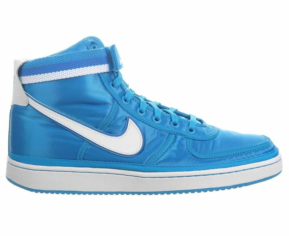 ad155284be5 Details about Nike Vandal High Supreme Casual Shoes Orbit Blue White  318330-400 Men Size 6-13