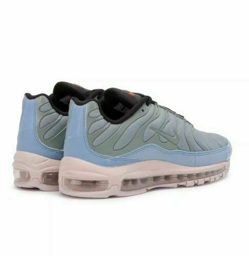 639873be4f Details about AH8144-300 Nike Air Max 97 Plus Max Mix Layer Cake Mica Green  Men Running Shoes