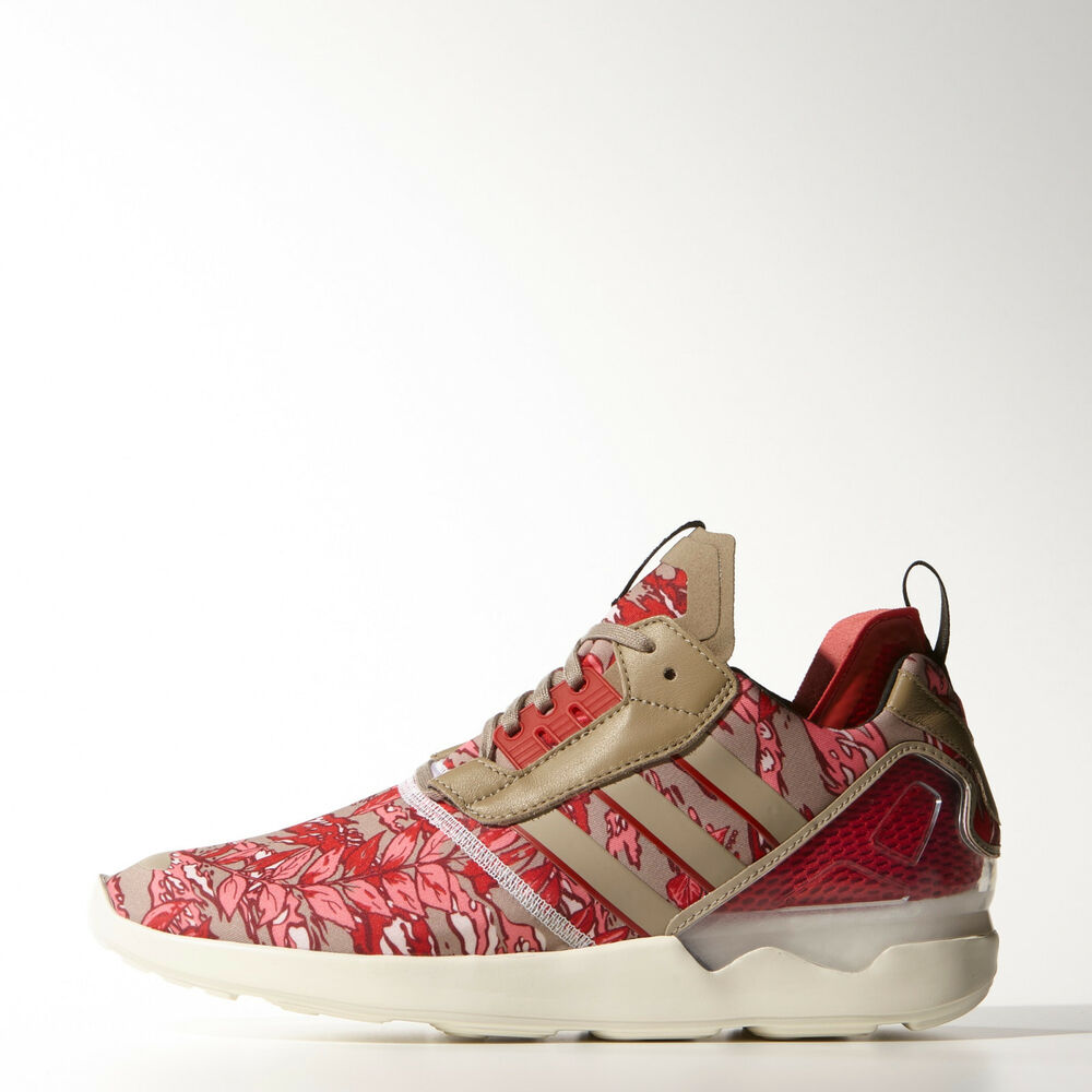 cee416b0f Details about NIB~Adidas ZX 8000 BOOST AOP Running gym Energy flux Shoe  Supernova~Mens size 11