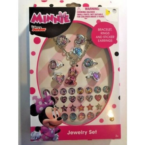 disney-junior-minnie-mouse-jewelry-set-new-free-shipping