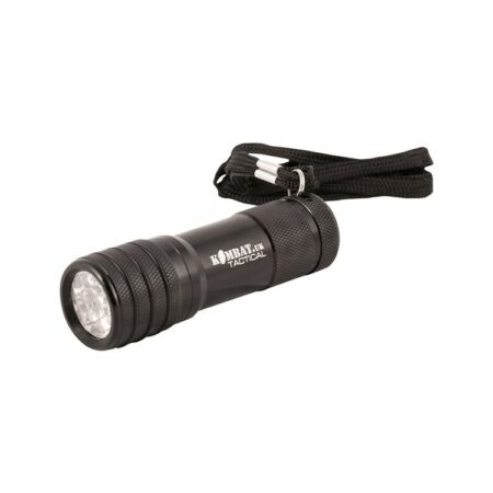 img-BRITISH ARMY STYLE 9 LED TACTICAL TORCH