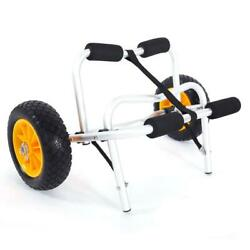 Kyпить Carry Dolly Trailer Tote Trolley Transport Cart Wheel Fo Kayak Canoe Jon Boat US на еВаy.соm