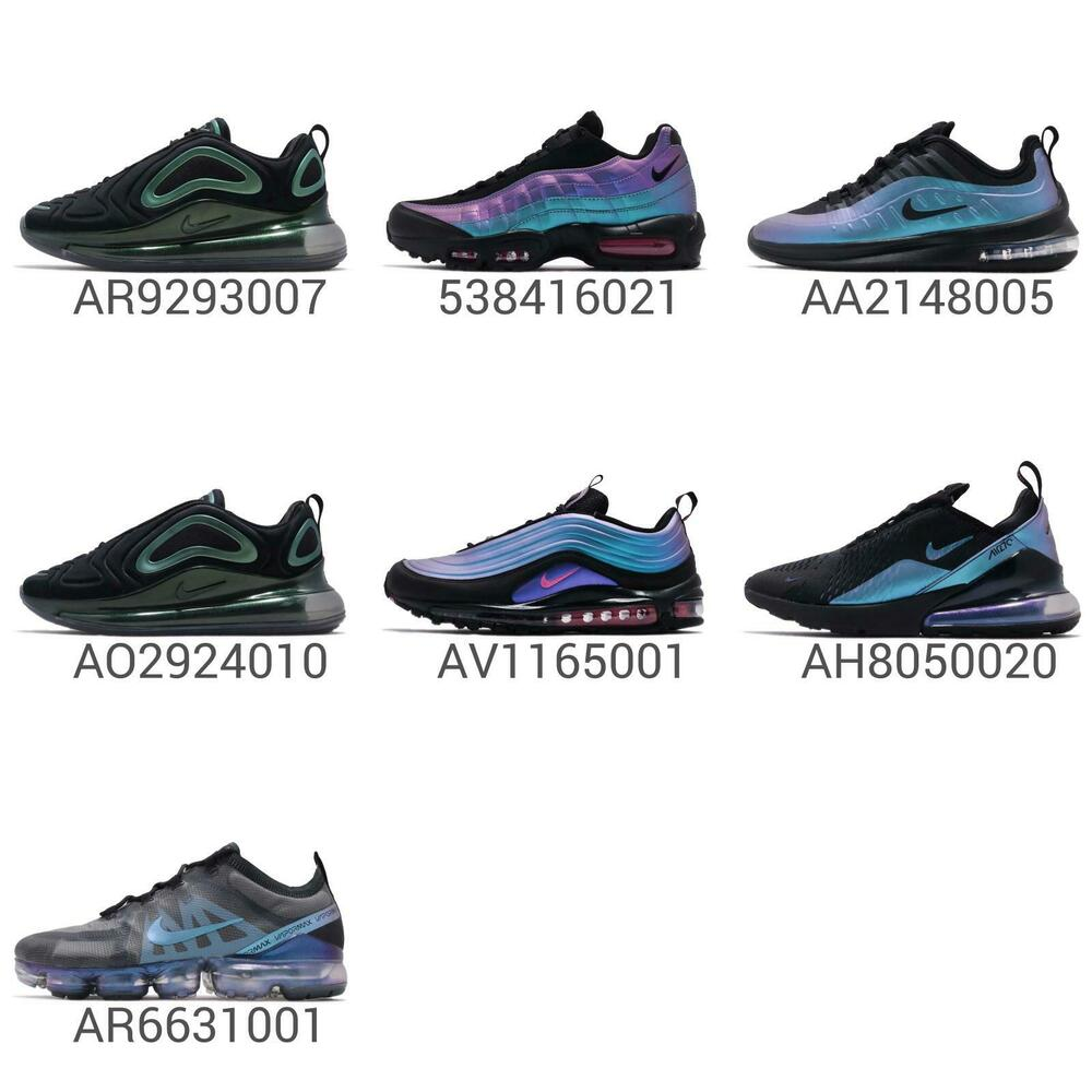 3255a010057d51 Details about Nike Air Max Axis 95 97 270 720 Throwback Future Black Laser  Shoe Sneaker Pick 1