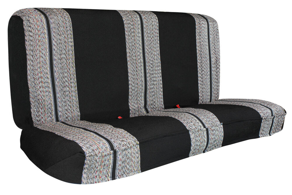 Universal Bench Seat Cover Fits Ford Chevy Dodge And Full Size Trucks Ebay