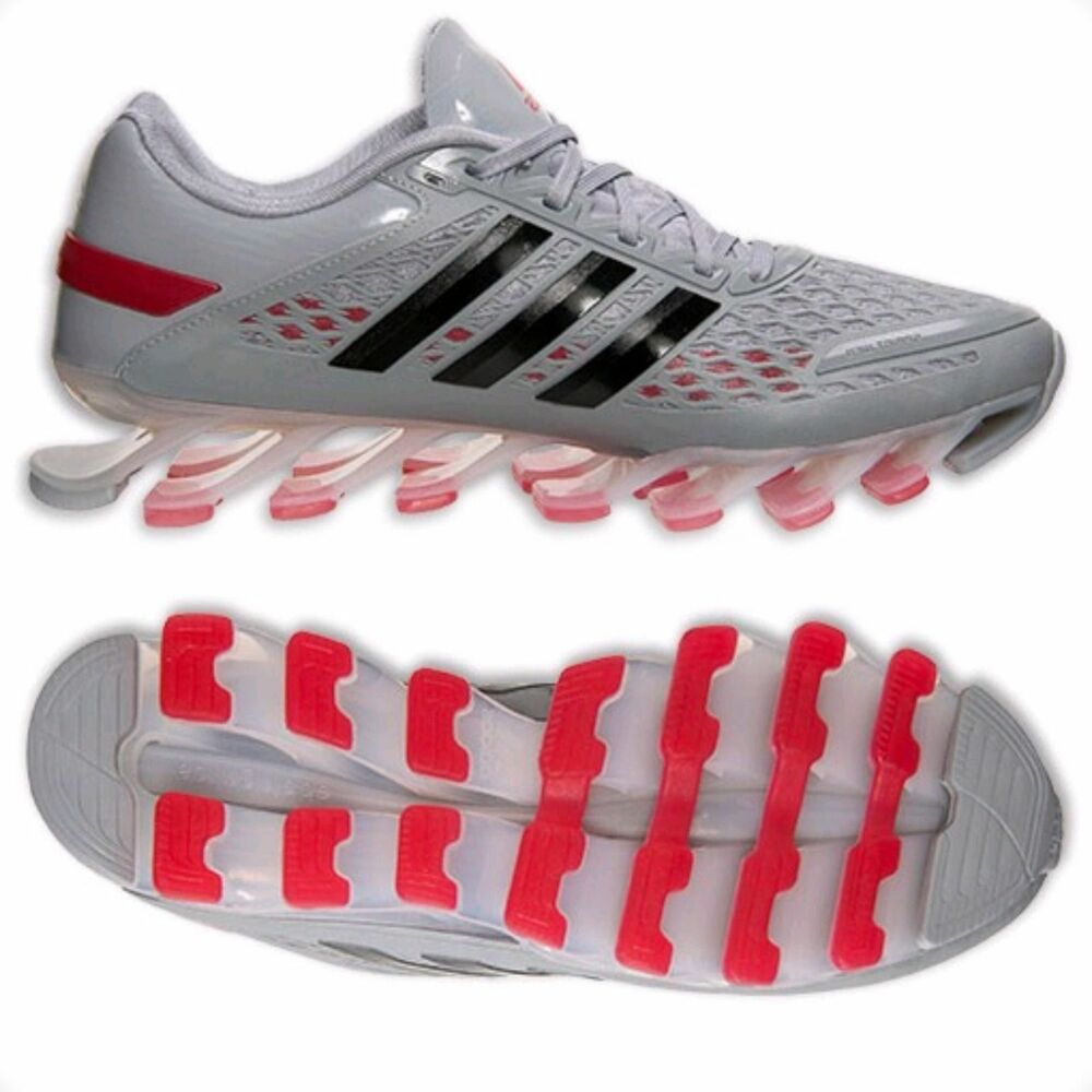 71875d7186ce Details about Adidas SPRINGBLADE RAZOR Running Shoe Ignite gym drive  megabounce Trainer~Men 12
