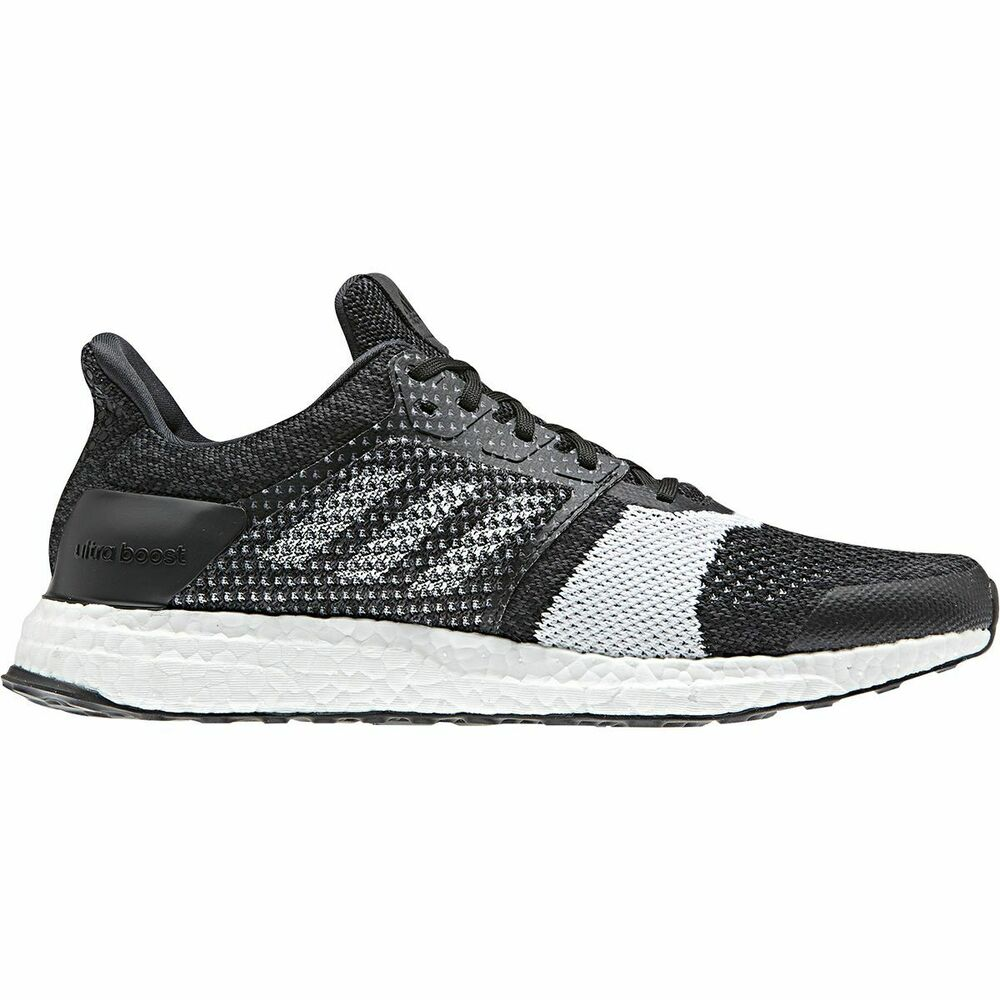 5860606c9 Adidas Ultra Boost ST Running Shoe - Men s Core Black Footwear White Carbon  9.5 191523012660